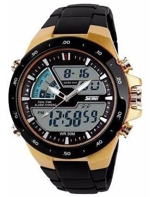 Relógio Skmei Analógico Digital Aprova D