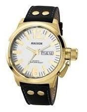 Relógio Masculino Magnum Military Ma31524b Esportivo