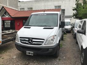 Mercedes Benz Sprinter 415 Cdi Chasis 3665 Año: 2014