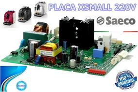Placa Power Fonte Saeco Xsmall 220v Nova Original