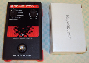Tc-helicon R-1 Super Reverb - Voice Tone - Zero