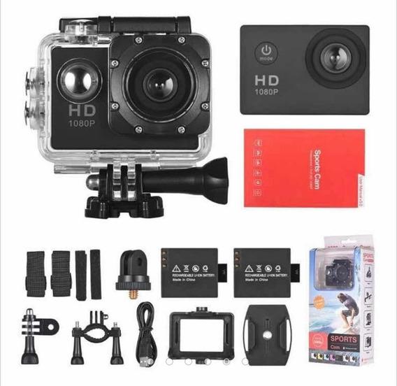 Action Camera Full Hd C/2 Baterias
