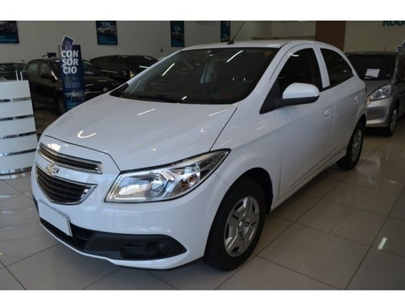 Chevrolet Onix 1.4 Lt Branco 8v Flex 4p Manual 2015