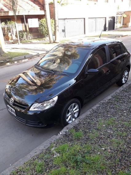 Volkswagen Gol Trend 2010 Pack Iii 5 Puertas Impecable