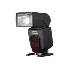 Flash Yn568ex P/ Nikon+ Carregador C/ 4 Pilhas Sony Original