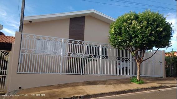 Casa Para Venda Em Pirapozinho, Vantini Ii, 3 Dormitórios, 1 Suíte, 1 Banheiro, 1 Vaga - 4031_1-842458