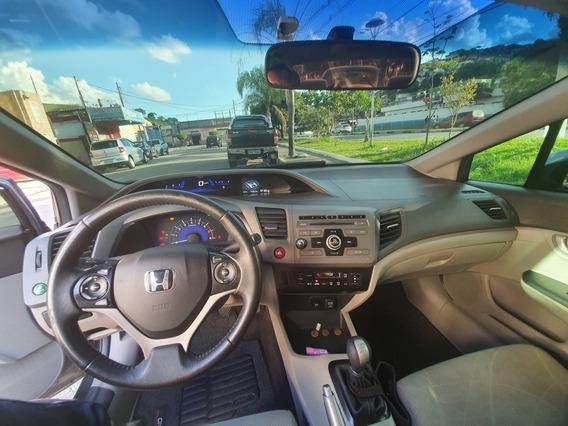 Honda Civic 1.8 Lxs Flex 4p 2013