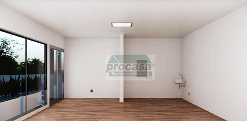 Imagem 1 de 5 de Sala Para Alugar, 30 M² Por R$ 2.500,00/mês - Parque 10 De Novembro - Manaus/am - Sa0423