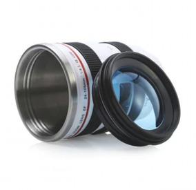 Caneca Térmica Câmera Fotográfica