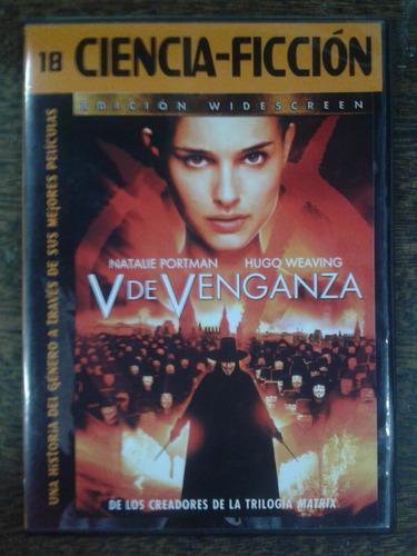 V De Benganza (2011) * Dvd * Ciencia Ficcion *