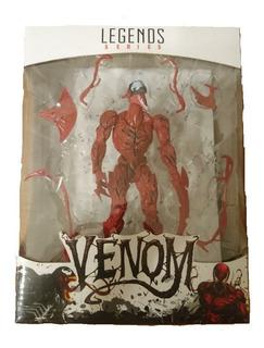 Venom Y Carnage Figuras Articulada Legends Series
