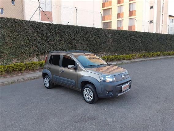 Fiat Uno Fiat Uno Evo Way 1.0 4p Flex