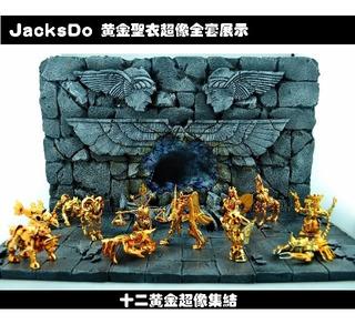 Jacksdo Cloth 12 Dorados