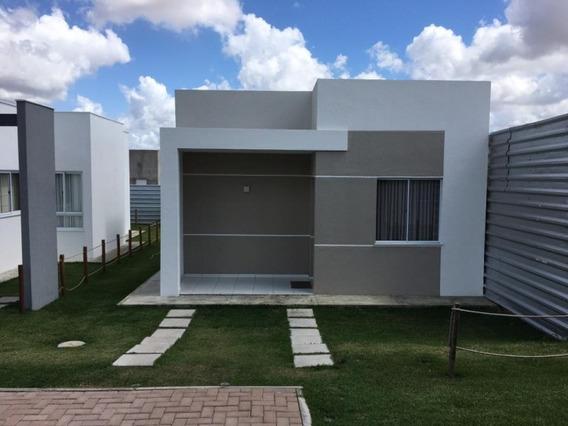 Casa De 2 Quartos Toda Em Laje Em Condominio Av. Iguatemi - 504