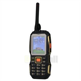 Celular Doblesim Land-rover Handy Walkie Talkie Ip68 Gris
