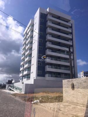 Apartamento Residencial Para Locação, Bessa, João Pessoa. - Ap0921