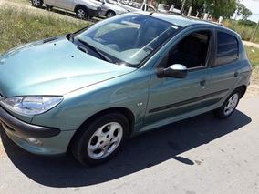 Peugeot 206 2.0 Xt Hdi Tc En Muy Buen Estado ! Lo Liquidamos