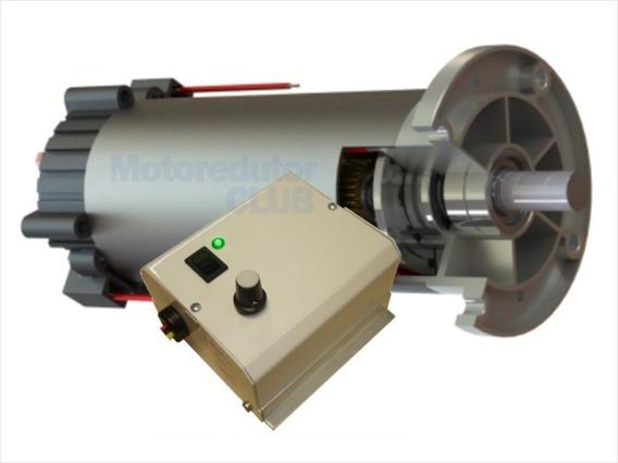 Motoredutor De 0,75 Cv (planetário) + Regulagem Velocidade