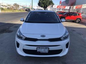 Kia Rio Sedan Lx 2018 Tm Credito Agencia Enganche 15%