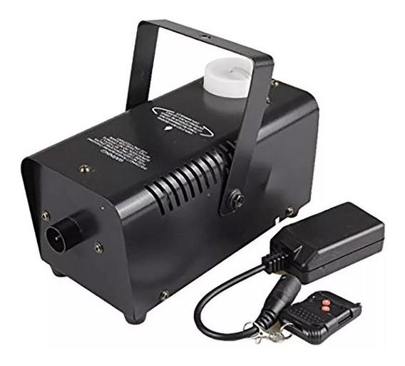 Maquina De Fumaça 600w Com/ Controle Sem Fio V 220