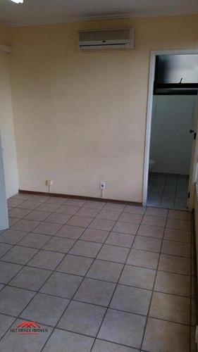 Imagem 1 de 16 de Sala, 27 M² - Venda Por R$ 180.000,00 Ou Aluguel Por R$ 650,00/mês - Jardim Esplanada - São José Dos Campos/sp - Sa0012