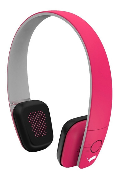 2 Peças Fone S/fio Bluetooth / Headphone Vgh-b1 -vigere Rosa