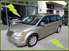Chrysler Town & Country 3.8 Limited Atx - 2008 - Singa -