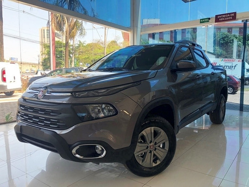 Fiat Toro Freedom 1.8 At6 Flex 4p 2021