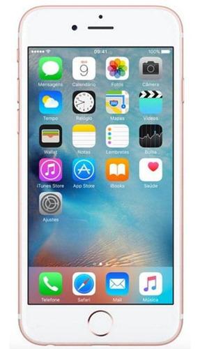iPhone 6s 32gb Ouro Rosa Bom