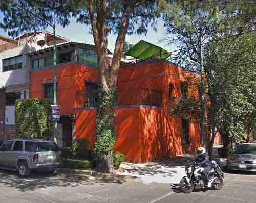 Excelente Oportunidad, Casa En Coyoacán