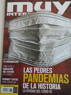Revista Muy Interesante Mayo 2020