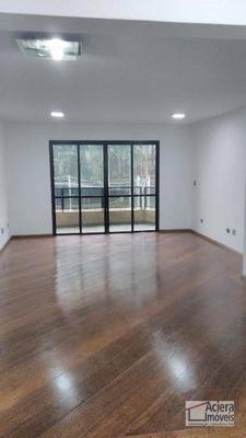 Apartamento Residencial À Venda No Edifício De Ville, Alphaville, Barueri. - Ap0284