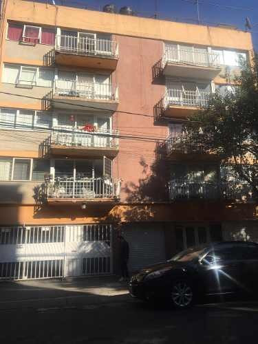 Bonito Departamento En Colonia Roma