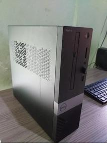 Cpu Dell Vostro 3520 4gb I3 3.70ghz 500gb Teclado+mouse Wi-f