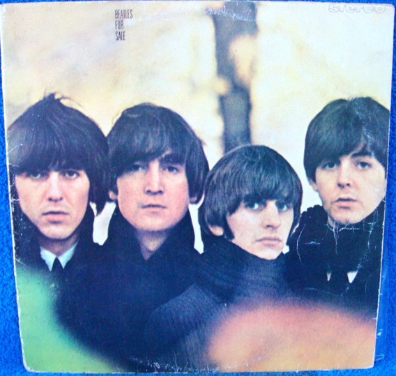 The Beatles For Sale Lp Frete 15,00 Pronta Entrega