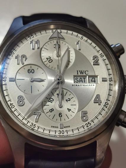 Reloj Iwc, No Rolex, Corum, Breitling, Cartier, Omega, Chopa