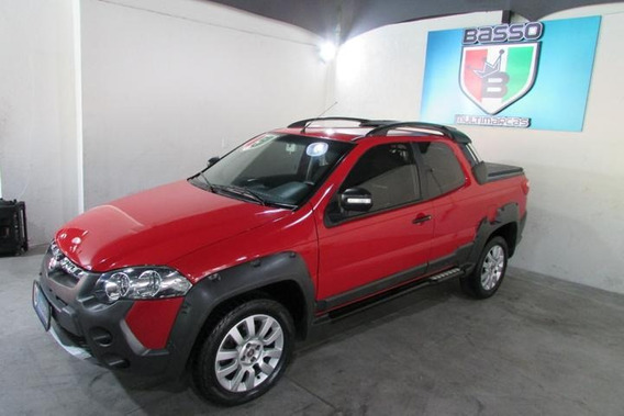 Fiat Strada Adventure 2015 Cd Flex 3 Portas