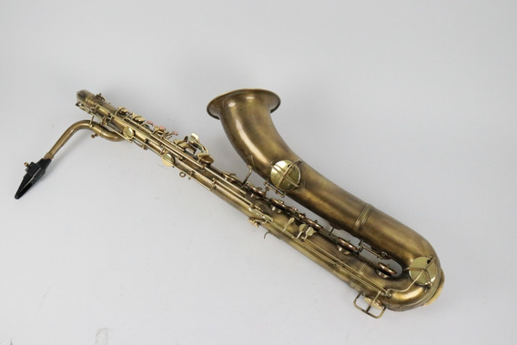 Sax Baritono Conn New Wonder - Vintage Igual Jupiter Conn
