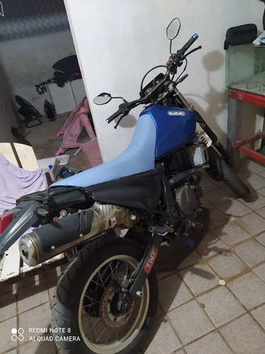Suzuki Dr650 Re