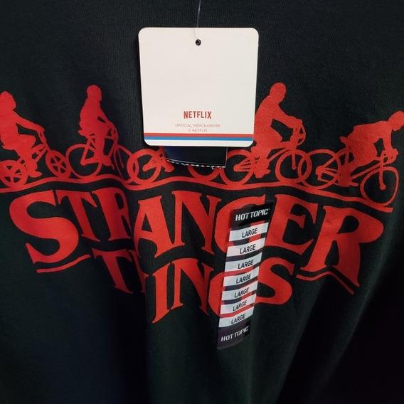 Stranger Things Camisetas Originales Marca Netflix