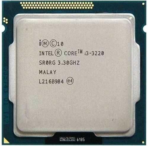 Processador Intel Core I3 3220 3.40 Ghz Lga 1155 3ª Geração