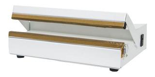 Seladora P/ Sacos Plásticos 30cm Manual Bivolt Refil Grátis