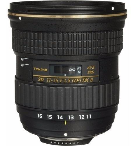Lente Tokina At-x 116 Pro Dx Il 11-16mm F/2.8 Ofertón ! ! !