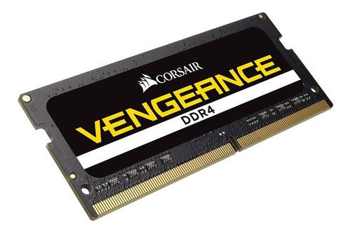 Imagen 1 de 7 de Memoria Ram Notebook 16gb Corsair Vengeance 2400mhz Sodimm