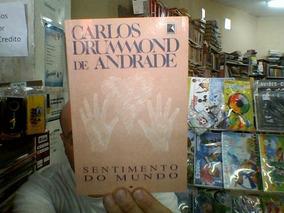 Livro Sentimento Do Mundo De Carlos Drummond De Andrade