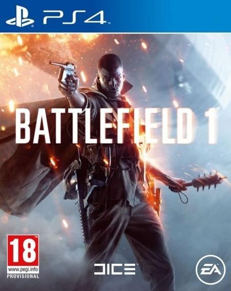 Battlefield 1 Ps4 Dublado Em Portugues