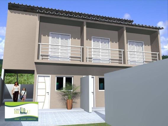 Casa Com 2 Dormitórios À Venda, 60 M² Por R$ 200.000 - Jardim Vassouras - Francisco Morato/sp - Ca0361