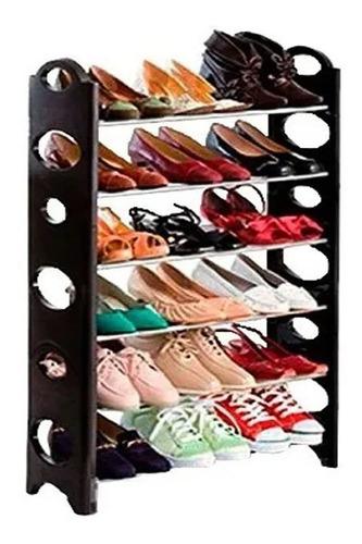 Organizador De Zapatos Rack Zapatero 48 Zapatos = 24 Pares