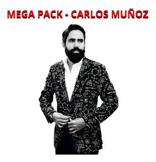Mega Pack - Carlos Muñoz 2020