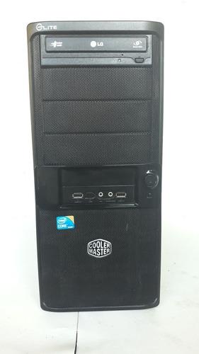 Cpu I5 Intel 1156+4gb Ram+ Barbada!